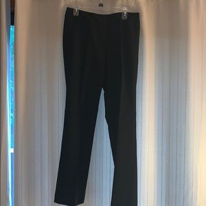 Ann Taylor Black Dress Trousers